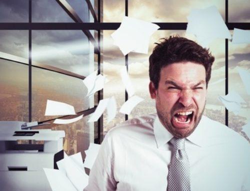Werkstress? 3 tips om lekkerder in je vel te zitten!